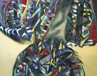 The world upside down. by Carlos Rafael Uribazo Garrido