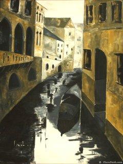 Venecia by Clara Duch