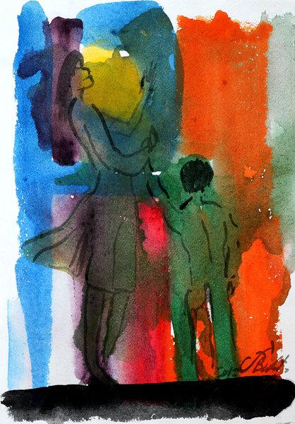 THE FAREWELL 19 by Jorge Berlato