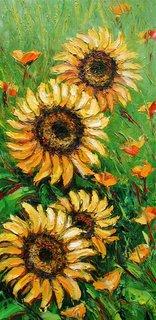 Four Suns by Anna Good