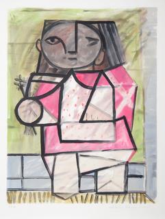Enfant en Pied by Picasso Estate Collection
