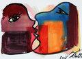 The Kiss 45 by Jorge Berlato