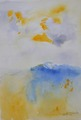 Camas Ghaoideill SunriseThroughMist by Chris Hankey