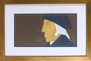 George Washington by Alex Katz