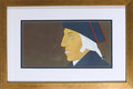 George Washington by Alex Katz