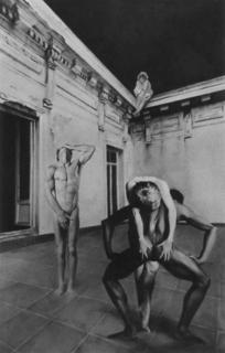 Torment by Leopoldo Fernández