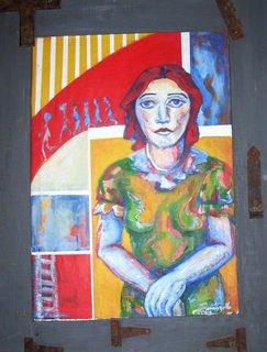 UP AND DOWN by Raquel Sara Sarangello