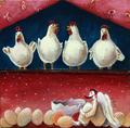 nativity by Mariela Dimitrova MARA