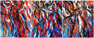 Triptych. OF-A387 by Oleg Frolov