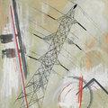 Tower and Wind by Brigitte Bidard