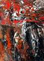 Abstract Painting OF-A92 by Oleg Frolov