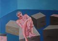 Men with boxes by Ricardo Hirschfeldt