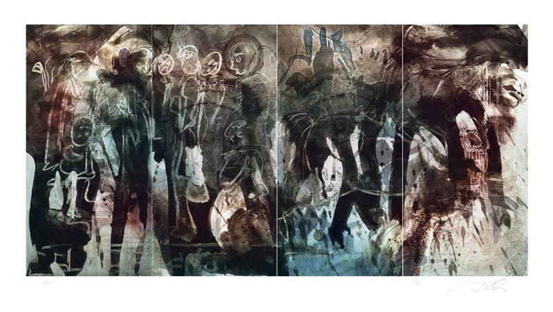 Marcus Aurelius, fifth stage / Equestrian Series by Alexander Sutulov