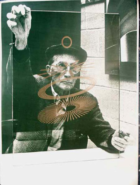 The Oculist Witness Original Art By Richard Hamilton