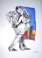 LOVE TANGO by Raquel Sara Sarangello