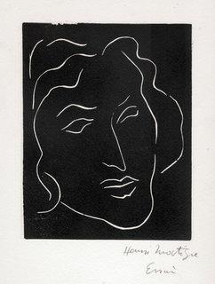 Florentine by Henri Matisse