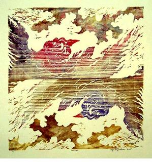 HORIZON by Phyllis Tracy Malinow