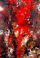 Abstract Painting OF-A62 by Oleg Frolov