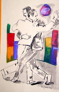 Tango Therapy DANCE NIGHT 6 by Raquel Sara Sarangello