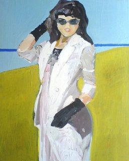 Black Gloves by Joanna Ewa Glazer