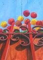 si pinchas el cielo llueven flores by Javier Dugnol