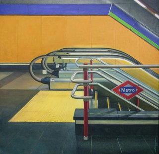 stairs by Carlos Marijuan
