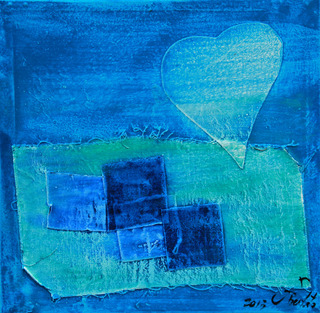 BLUE LOVE 3 by Jorge Berlato