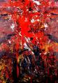 Abstract Painting OF-A208 by Oleg Frolov