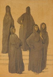 Impresiones de Egipto, Plancha 1 (Impressions of Egypt, Plate 1) by Francisco Zuñiga