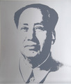 Mao V by Andy Warhol