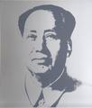 Mao V by Andy Warhol
