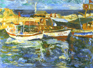 Boats by Robert Nizamov