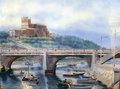 Brumas en el puerto. by Bienvenido Garcia Arozamena