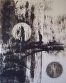 Abstract series 09-4 by Rosario de Mattos
