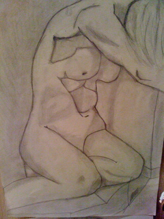 the nude by ART art