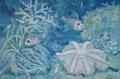 El mundo azul by Anastasia Woron