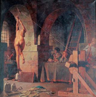 Interrogating by Nicolay Bessonov