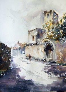 Pedraza by Juan Félix Campos