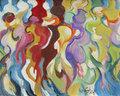 Rainbow Colors by U Lun Gywe