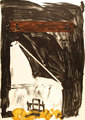 Variations VII by Antoni Tàpies