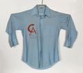 Camisa de trabajo pintado de Alexander Calder