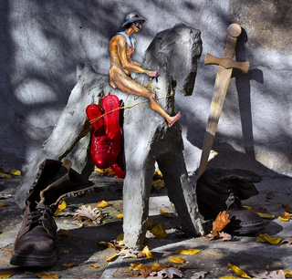 don quijote by Mariela Dimitrova MARA