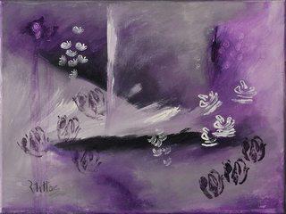 The garden of roses 13 by Rosario de Mattos