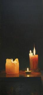 candles by Carlos Marijuan
