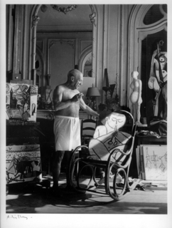 Cannes, 1958 by Pablo Picasso