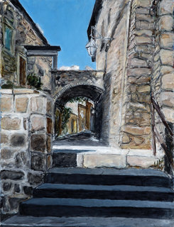 Viterbo1 by Joan de Bot