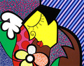 The Theater by Romero BRITTO
