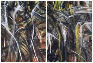 Diptych. OF-A281 by Oleg Frolov