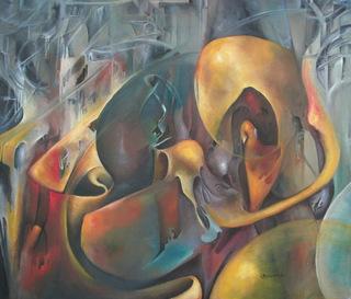 """""""CUMPARCITA SIGLO XXX"""" by María Cristina Misiunas"""