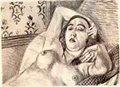 Le  Repos du modele by Henri Matisse